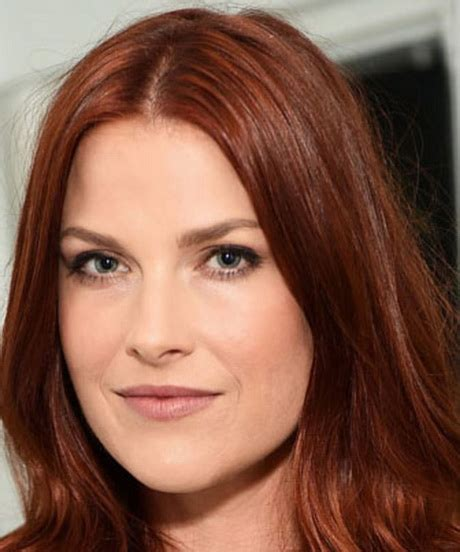 autumn hair color hairstyles and color for fall 2016