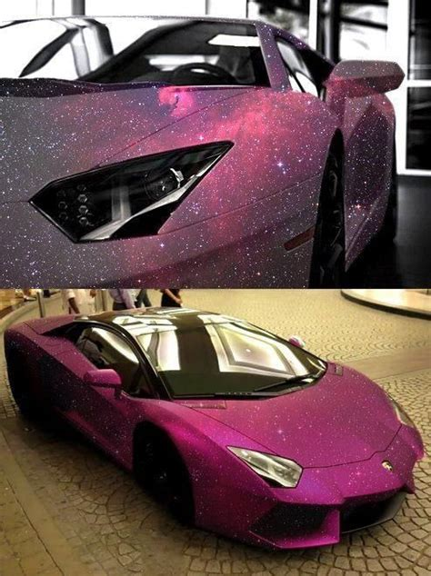 purple glitter car purple glitter lamborghini i want it luxury