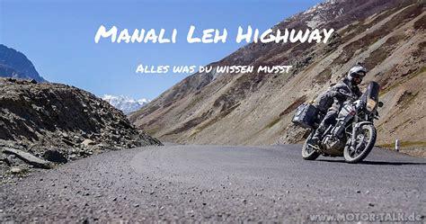 Motorrad Fernreise Forum by Der Manali Leh Highway Fernreisen Mit Motorrad