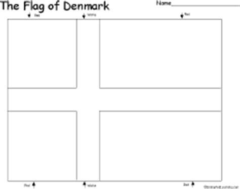 flag of denmark enchantedlearning com