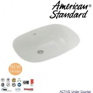 Wastafel American Standard Active Counter active counter toko perlengkapan kamar