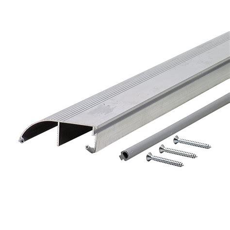 m d 36 in aluminum door threshold lowe s canada