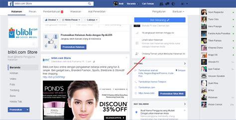 cara membuat facebook jadi halaman cara membuat halaman toko online sendiri di facebook