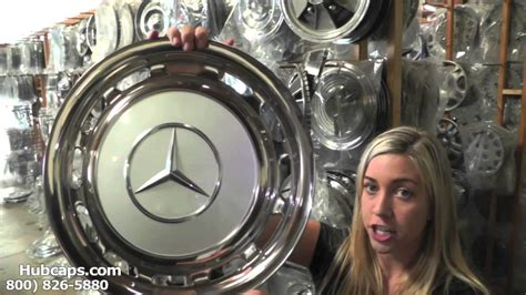 house of hubcaps automotive videos mercedes classic hub caps center caps wheel covers youtube