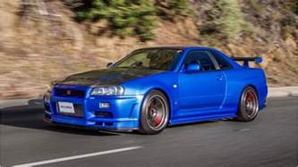 Nissan Skyline R34 Gtr Why The Nissan R34 Skyline Gt R Is Still The Best The Drive