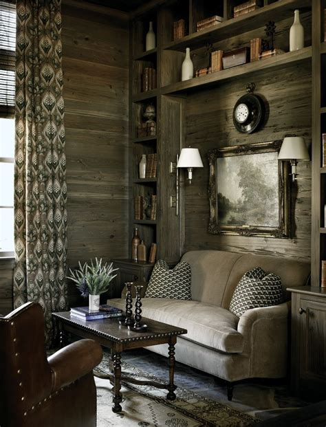 rustic livingroom diy fusion of styles refined rustic living