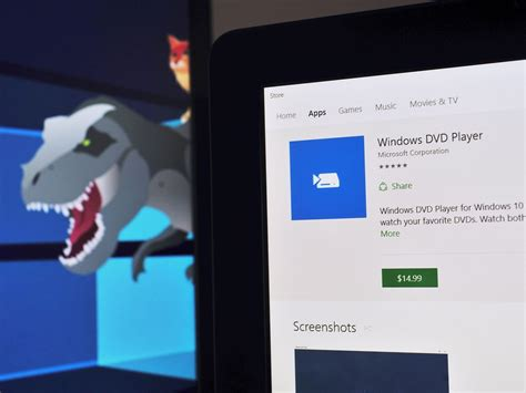 Play Store For Windows 10 The Windows 10 Dvd Player App Is Now In The Windows Store