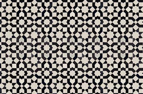 black glass tile white