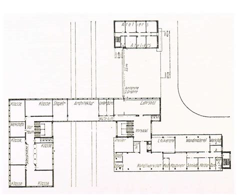 bauhaus house plans the creative path