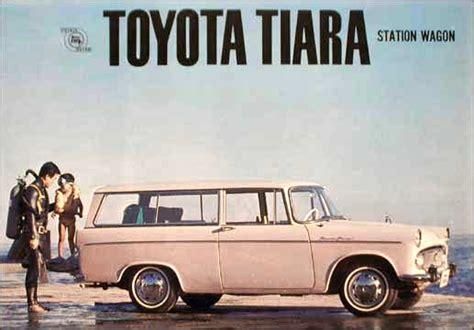 vehicle automobile world toyota tiara gp01
