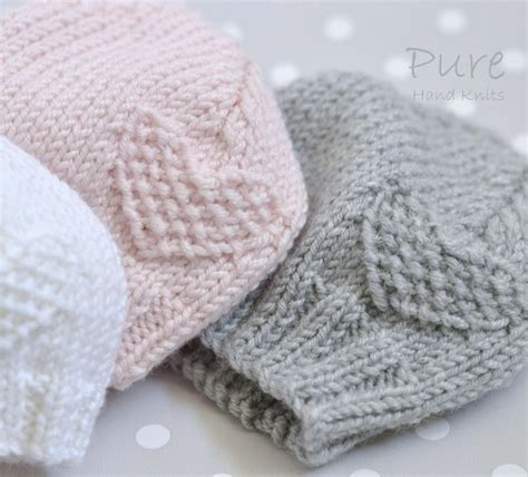 baby knitted baby hat fay 4x preemie sizes newborn baby toddler