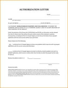 Authorization Letter Act Behalf Sample sample act sample letter authorization act behalf sample letter