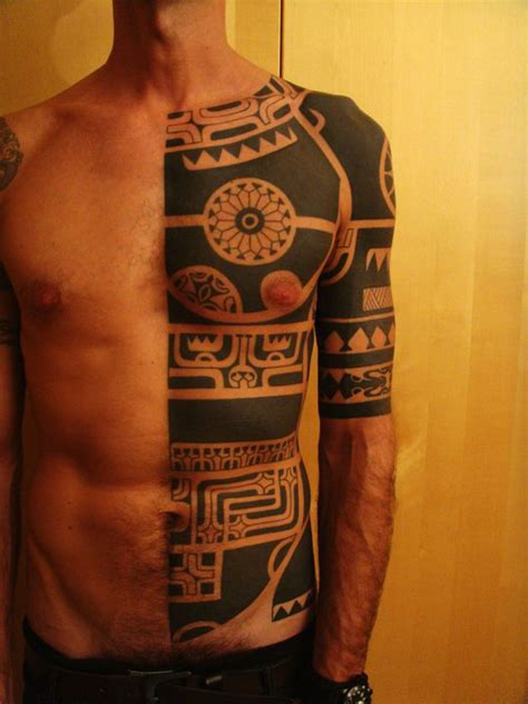 wallace tattoo designs tribal front best ideas designs