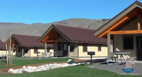 Lincoln State Park Cabins by New Deluxe Cabins Ready At Lincoln Rock State Park Go
