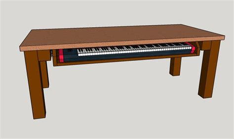 studio desk with keyboard drawer recording studio desk wood movement general