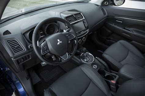 asx mitsubishi interior 2016 mitsubishi asx revealed in us spec outlander sport