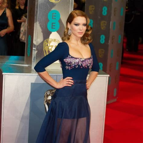 lea seydoux speaking french hollywood newcomer lea seydoux became an actress so