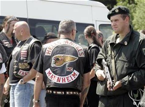 Motorrad Gang Usa by Biker Gang Clashes In Germany Lead Police To Call For A