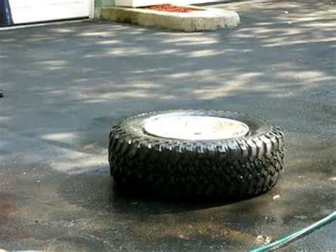 how to reseat a tire bead reseating tire bead
