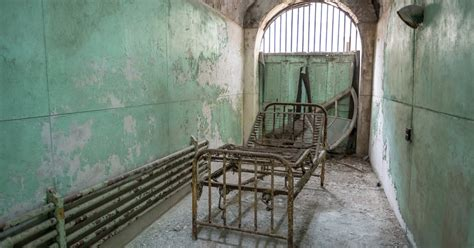 Eastern State Penitentiary Inmate Records Preview Eastern State Penitentiary S Hospital Block Phillyvoice