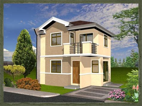 Small House Floor Plans In The Philippines Simple Small Modern House Design Simple Small House Design