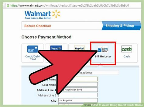 Using Mastercard Gift Card Online - 5 ways to avoid using credit cards online wikihow