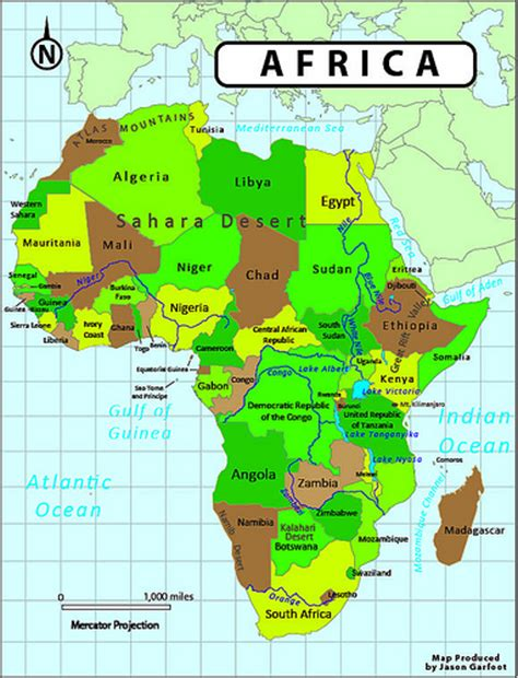 map of africa deserts reference map of africa garfootmaps
