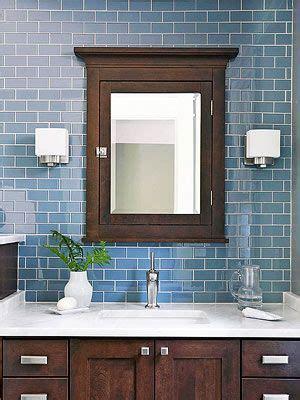 dark wood bathroom medicine cabinet 22 bathroom remodeling ideas blue tiles bathroom