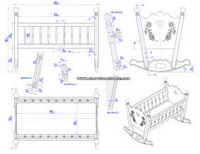 Free Baby Crib Plans Woodworking Cradle Plans Small Wooden Shed Plans