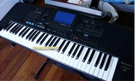 Keyboard Technics Kn3000 by Technics Sx Kn3000 Image 430389 Audiofanzine
