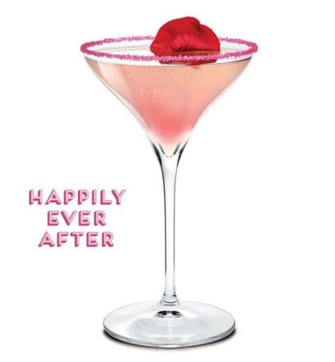 3 cocktails for a spring bridal shower