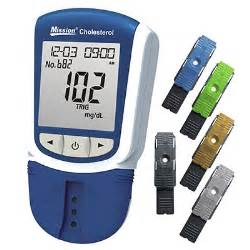 home cholesterol testing machine mission cholesterol 4in1 hdl ldl total cholesterol