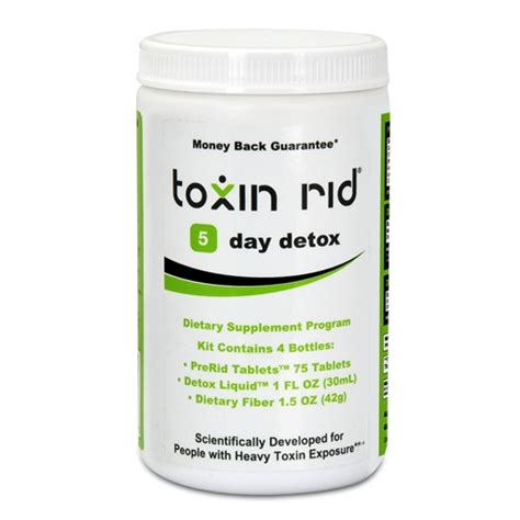 The Five Day Detox by 5 Day Detox Program