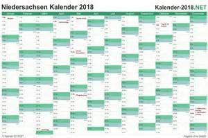 Kalender 2018 Pdf Niedersachsen Kalender 2018 Niedersachsen