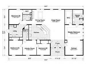 Palm Harbor Manufactured Home Floor Plans Redwood Tl40563a Manufactured Home Floor Plan Or Modular