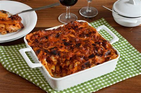 cucinare la pasta al forno ricetta pasta al forno la ricetta della cucina imperfetta