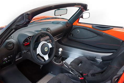 lotus elise cup 250 specs performance