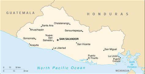 5 themes of geography el salvador el salvador cia map map of el salvador el salvador map