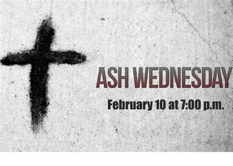 ash wednesday new year ash wednesday 2016 date