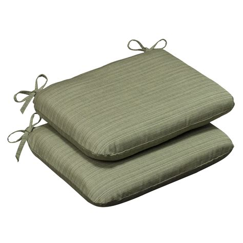 Sunbrella Chair Mercer Green Solid Sunbrella Outdoor Cushion Collection
