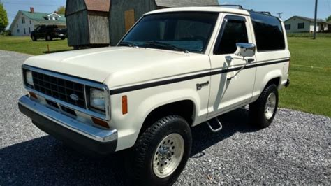 small engine repair training 1988 ford bronco ii spare parts catalogs service manual 1988 ford bronco heater coil replacement manual free 1988 ford f 150 ebay