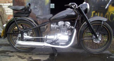 Awo 425 For Sale by Oldtimer Gallery Motorcycles Awo 425 Simson