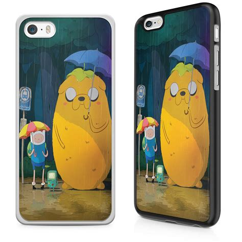 Bmo Jake Adventure Time Iphone 5c Cover adventure time phone cover finn jake beemo bmo lsp mvq for iphone fp ebay
