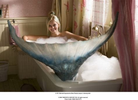 pop culture mermaids images aquamarine in bathtub