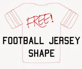 Football Jersey Design Template by Football Jersey Cut Out Templates Studio Design