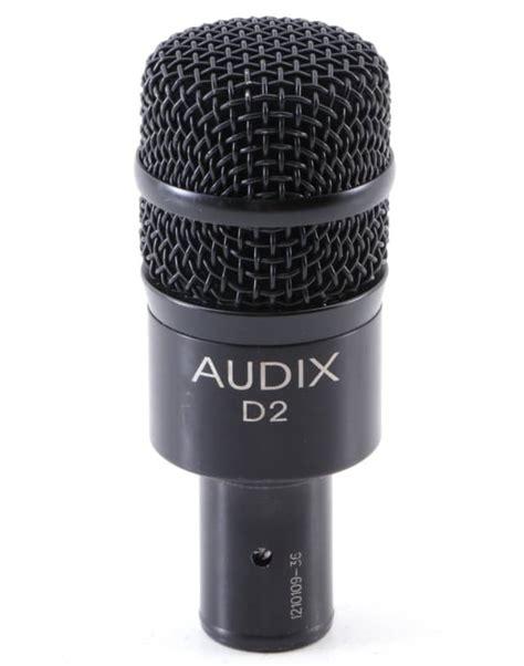 Icon D2 Dynamic Microphone audix d2 dynamic hypercardioid microphone mc 1785 audiofanzine