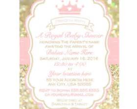 printable baby shower invitation etsy