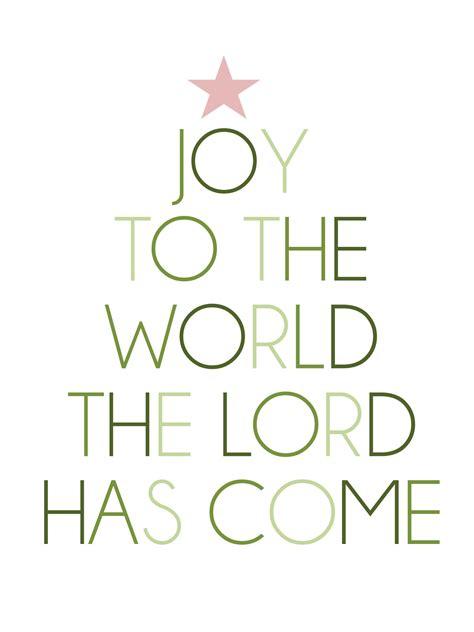 printable version of joy to the world simply albany joy to the world printable