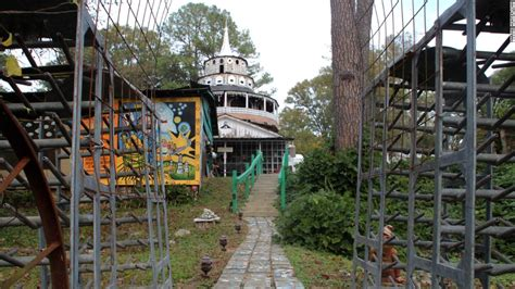 Howard Finster Paradise Gardens by Finster S Paradise The South S Most Inspired Garden