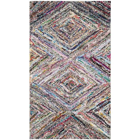 Nantucket Multi 2 Ft 3 In X 5 Ft Rug Runner Price Rugs Dc